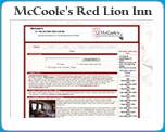 McCoole's Red Lion Inn